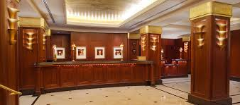 hilton boston downtown faneuil hall hotel ma lobby front desk