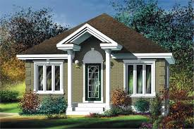 House Plan 24240 At FamilyHomePlanscomBungalow House Plans