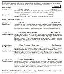 Killer Resume