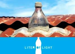a liter of light eco design green design green lighting