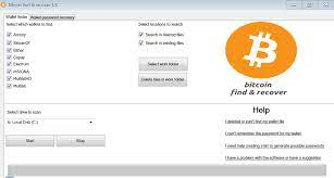 We take your wallet file and best guesses of what the password could be and use our custom software to try and find the right password. Bitcoin Find And Recover 1 5 Free Download