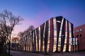modern office building. Collect This Idea Modern Office Building With A Stimulating Informal Atmosphere G