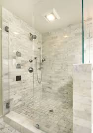stylish half glass shower door in wall ideas plans 6 quaqua me intended for decor 10