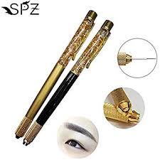 Buy Genuine Semi Permanent Makeup <b>Tattoo</b> Pen Maunal Machine ...