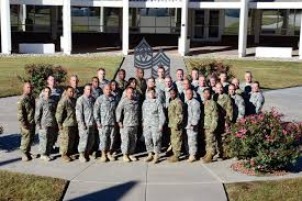 u s army sergeants major academy  the students master leader course pilot class number 1 pose for a graduation picture on the