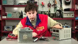 Зарядка автомобильного аккумулятора от ... - YouTube