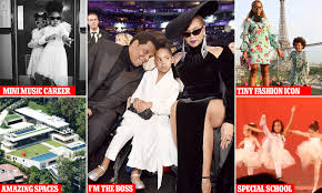 Blue Ivy Carter Already Showing Signs Of Being A Diva