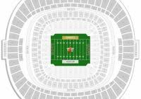 New Orleans Saints Seating Chart The Most Stylish Superdome Seating Chart Seating Chart
