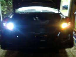 Blue Reverse Lights Led Reverse Lights For The Coupe 9th Gen Civic Forum