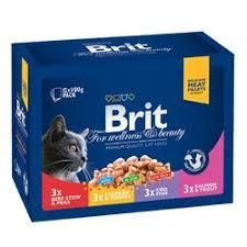 Купить <b>корм Brit</b> (<b>Брит</b>) для кошек в интернет-магазине Старая ...