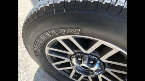 Michelin Light Truck Tires Ltx At2 Michelin Ltx At2 25 000 Mile Tire Review