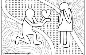Free Printable Valentine Coloring Pages New Valentines Valentinedays
