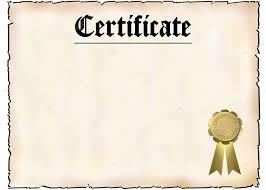 Certificado En Blanco Foto De Stock Pdesign 1764914