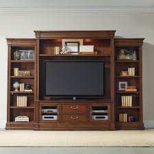 Lighted Entertainment Center Clermont Entertainment Center For Tvs Up To 70 Inches Wood