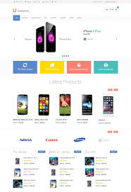 Free Ecommerce Website Templates Delectable Free Ecommerce Website Templates Shopping Cart Download 28 Best