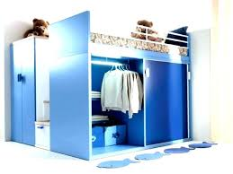 bunk bed with closet loft bed with closet underneath bed in closet closet under loft bed bunk bed with closet