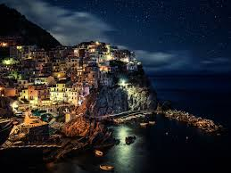 Valley Of Lights In Italy Italy Amo
