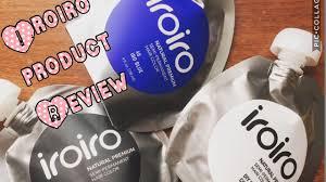 Iroiro Colors Hair Dye Review Part
