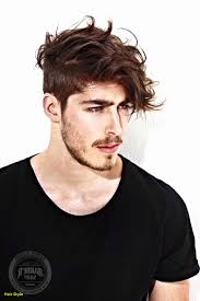 Hairstyles For Medium Length Hair Men New Dyed Hair Style Especially