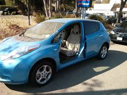 In Electric-car Solved Nissan Mystery Alto Abandoned Leaf Palo Doorless