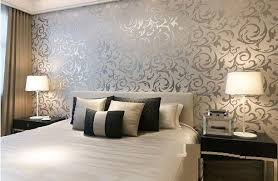 20 Chic Wallpaper Ideas For Stylish Bedroom Design
