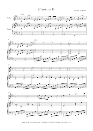Play more, pay less with pass. Pachelbel Canon In D Sheet Music For Violin 8notes Com