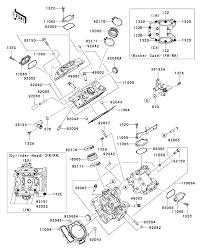 2011 kawasaki teryx wiring diagram wiring diagrams schematics 2011 kawasaki teryx 750 fi 4x4 le sge krf750v cylinder head parts 2011 kawasaki teryx 750 fi