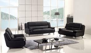 20 Modern Leather Living Room Furniture