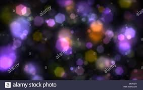8k Background Abstract Background Colorful Hexagons Generating Cool Bokeh Light