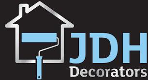 Painting And Decorating Logo Design Cool JDH Decorators Professional Painters Decorators