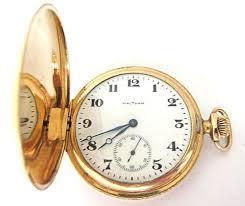 antique 14k solid gold waltham pocket watch hunter case s12 65 7 antique 14k solid gold waltham pocket watch hunter case s12 65 7 grams run