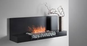 bio ethanol fireplace horus zen black