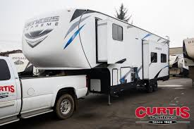 2018 genesis 34gs. interesting 2018 2018 genesis supreme rv 34gs  with genesis curtis trailers