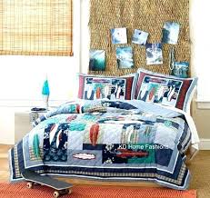 teen boy bedding sets boys queen bed surfing surf board set full twin quilt interior design teen boy bedding sets
