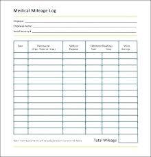 Km Log Sheet Vehicle Mileage Log Templates Printable Free Template Lab Sheets 8