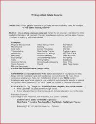 General Resume Sample Elegant General Resume Objective Statements