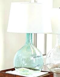 turquoise glass table lamp colored glass table lamps colored glass table lamp multi colored glass table
