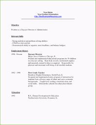 Child Care Responsibilities Resume Necessary Figure Child Care Job