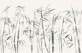 Chinese Bamboo Wallpaper Mural ...