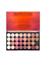 makeup revolution london flawless 4 ultra 32 eyeshadow palette