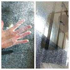how to clean water spots off shower doors how to clean hard water stains off glass