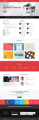 one page website template free one page portfolio psd website template portpholio gugggly