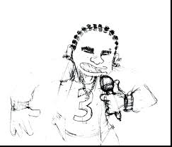 Gangsta Coloring Pages Free Coloring Pages