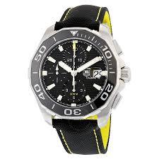 tag heuer aquaracer chronograph black dial men s watch cay211a tag heuer aquaracer chronograph black dial men s watch cay211a