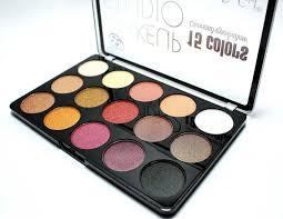 dodo makeup studio professional 15 colors diamond eyeshadow
