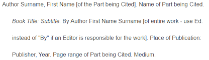 How To Cite K Introduction Foreword Preface Or Afterword Mla