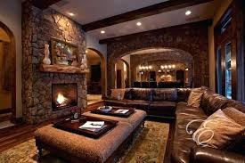 Tuscan Inspired Living Room Unique Design Inspiration