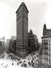 famous american architecture. Beautiful Famous New York City Flatiron Building C 1910  Famous American Architecture  140876544jpgresize710x399jpg 305399 To S