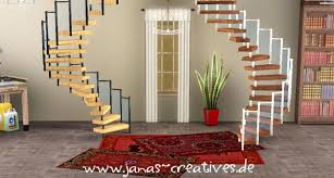 Special fans of this masterpiece of a third part of popular game series was pleased that was released the sims 3 for android. Walther Spiral Staircase The Sims 3 Catalog
