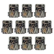 Browning Trail Cameras Dark Ops 940 16MP HD IR Game Camera, 10 Pack | BTC6HD-940